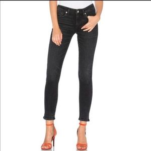 Agolde Jeans Lara Low Rise Skinny Size 31